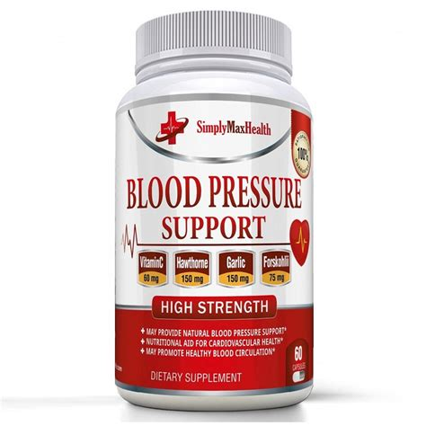 supplement blood pressure supplements to lower blood pressure