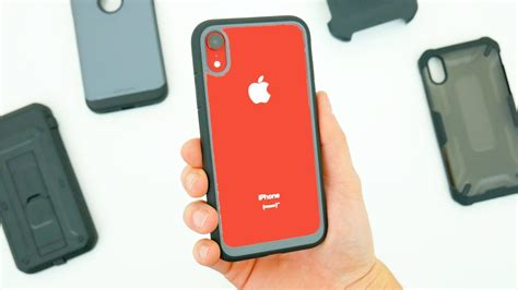 budget iphone xr comparison drop test supcase ub style neo and pro