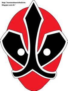power rangers mask template 25 best ideas about power rangers samurai on