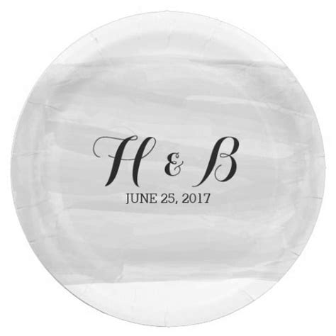 ideas  wedding paper plates  pinterest