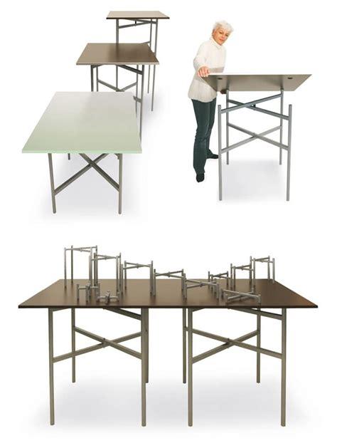 tavoli per buffet tavolo base metallo soggiorno idfdesign