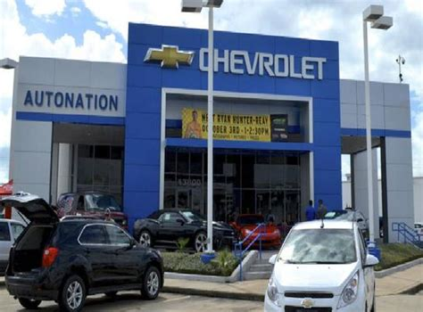 AutoNation Chevrolet Gulf Freeway : HOUSTON, TX 77034 Car