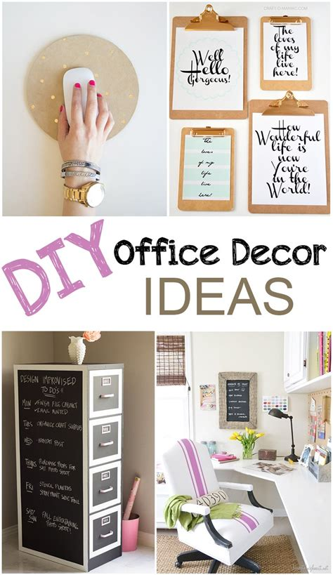 diy decorations office diy office d 233 cor