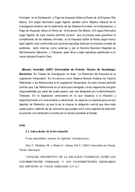 marco conceptual ejemplo tesis universidad de puerto rico ejemplos del marco teorico antecedentes y marco legal de