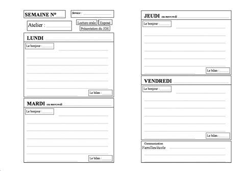 agenda semaine new calendar template site