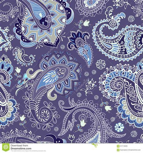 paisley pattern wallpaper vector vector seamless paisley pattern stock vector image 61714629