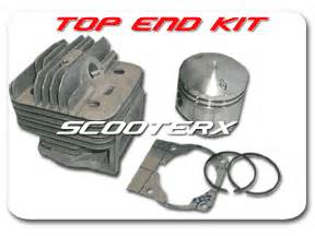 Scooterx Scooterx 49cc 52cc Dirt Dog Gas Scooter Parts
