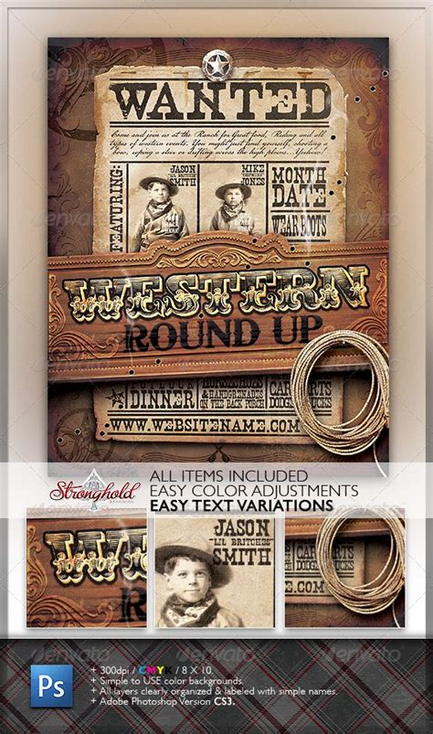 97 Best Images About Flyer Ideas Templates On Pinterest Events Poster And Fundraisers West Poster Template