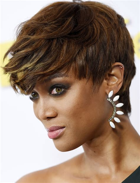 pixie haircuts for black women 2018 pixie haircuts for black women 26 coolest black