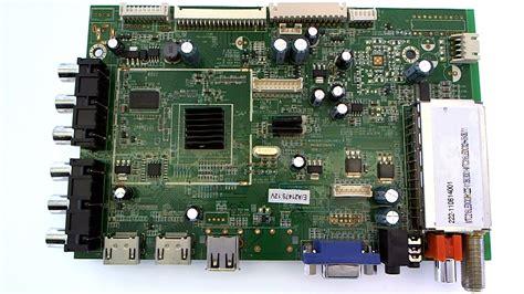 Westinghouse TV Model LD-3240 Main Board Part Number 222 ... Westinghouse Tv Parts