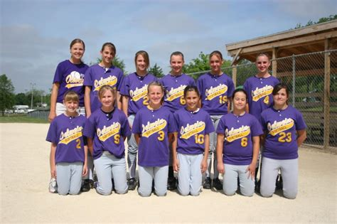 school softball team oelwein middle school softball teams sports