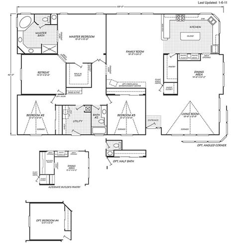 washington floor plan 30 best images about mobile home floor plans on pinterest