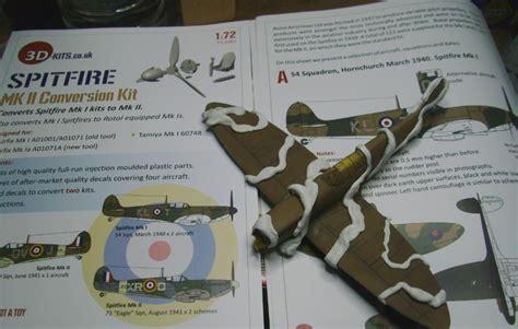 revell anthrazit matt 9 falkeeins my modelling airfix spitfire 54 sqn mk i