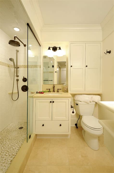 Storage For A Small Bathroom Small Bathroom Design Ideas