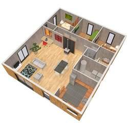 verticama construction de en bois massif maison