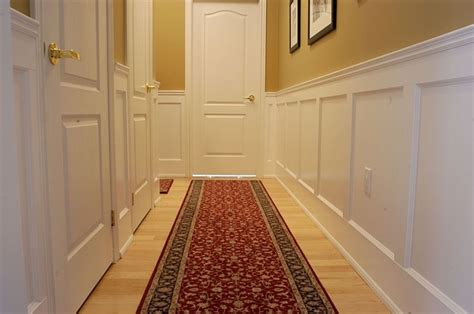 Recessed Wall Paneled Wainscoting Recessed Paneled Wainscoting Traditional Toronto By