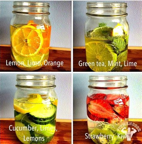 Different Detoxes by Different Detox Waters Health Detox Waters