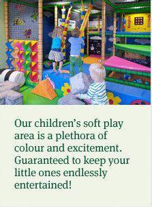 stratford  avon garden centre soft play area