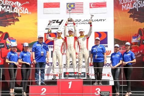 formula 4 isyraf malaysia s isyraf aiming for f4 crown sports247