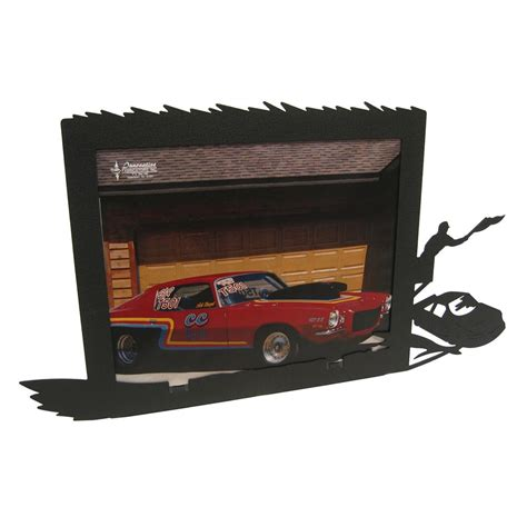 race car 8x10 horizontal picture frame