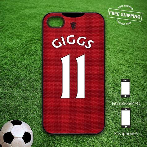 Casing Iphone 5 5s Manchester United Custom giggs manchester united iphone custom iphone 4