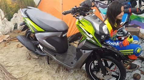 Helm Yamaha X Ride Launching Yamaha All New X Ride 125 2017