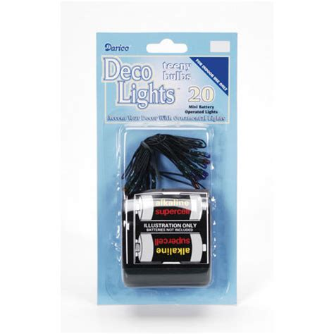 deco lights brown wire 20 light strand battery rice deco lights green wire multi