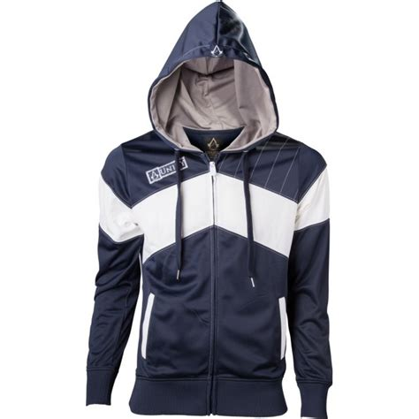 Hoodiesweater Assasin Creed Unity ubisoft assassin s creed unity hoodie blue white xl