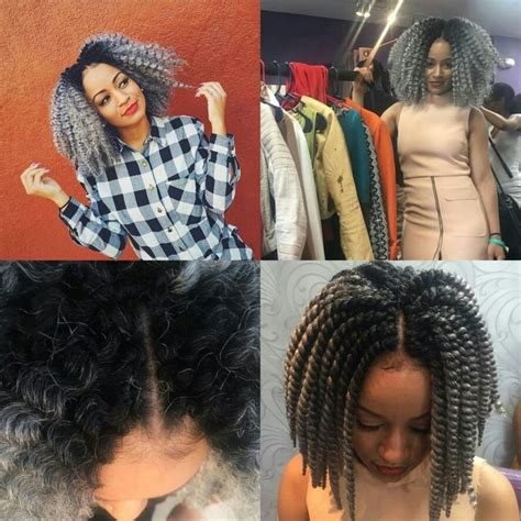crochet braids in color and boss on pinterest 1000 images about hair on pinterest curl pattern in