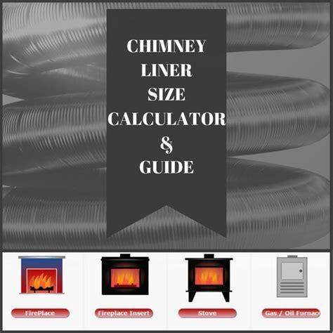 Chimney Flue Liner Sizes - 29 best chimney flue liners chimney pipe images on