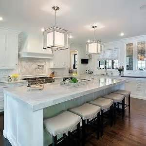 2 design group kitchens extra long kitchen island