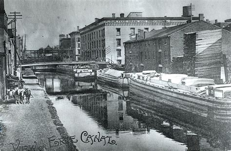 erie canal   years uticaod utica ny