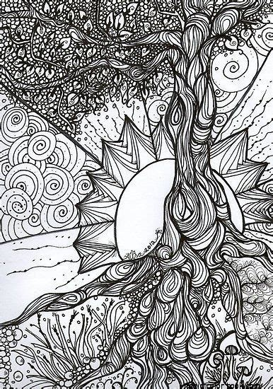 coloring pages for adults sun girls coloring pages online free print sun symmetry adult