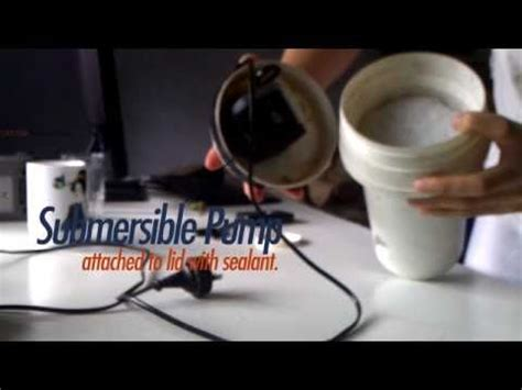 Pipa Filter Rokok Air R999 diy canister filter simple concept