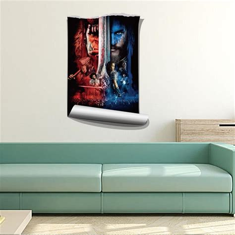 buy wholesale world of warcraft wall sticker from