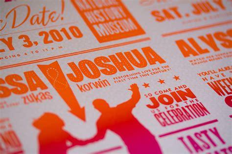 Nyu Mba Invitations by Josh Alyssa S Wedding Save The Date Postcard On Behance