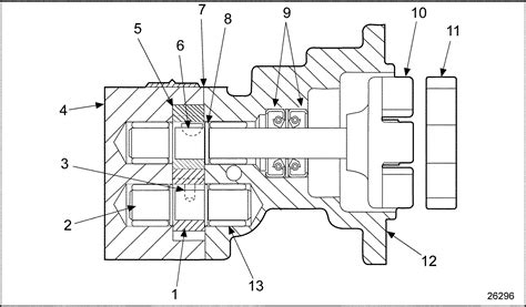 detroit 60 series fuel system diagram series 60 current compressor mounted fuel assembly
