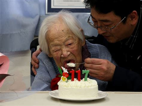living person world s oldest person turns 117 reveals secret to