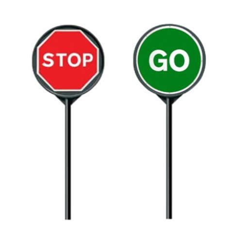 Go Go Go Stop traffic management barriers fencing cones balloo hire