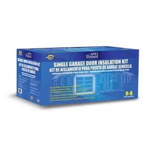 shop ado products garage door insulation single kit at