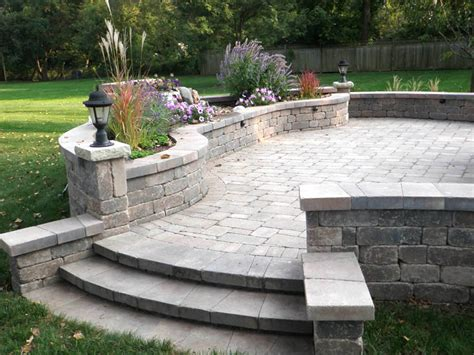 Hardscape Designs For Backyards The Home Design : The