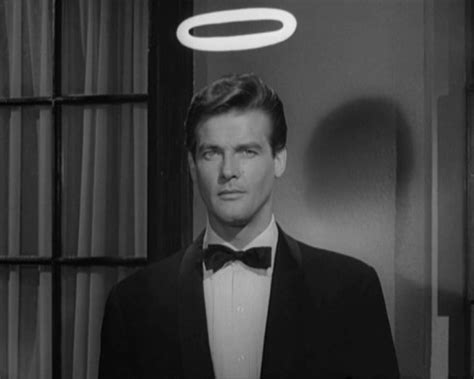 roger moore the saint robert matzen random thoughts about roger moore s james bond the truth