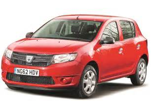 dacia sandero hatchback prices specifications carbuyer