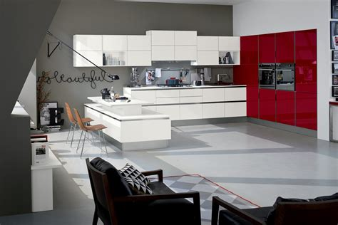 veneta cucine moderne cucine bicolore l alternanza cromatica fa tendenza cose
