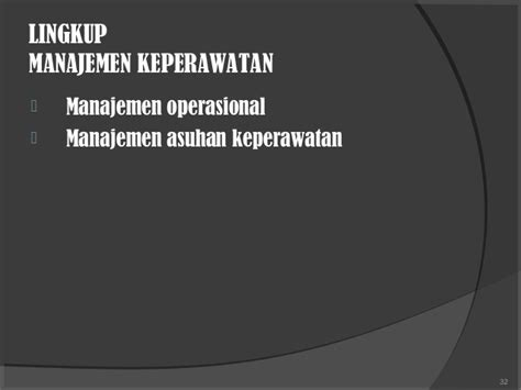 Pengantar Pendidikan Dalam Keperawatan Pengantar Manajemen Keperawatan