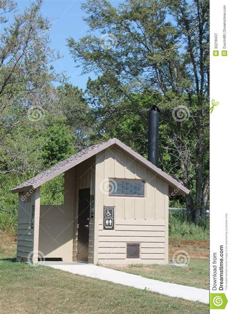 public bathroom central park public restroom at public park stock image image 30218437