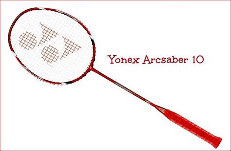 Jual Raket Yonex Arcsaber 10 yonex arcsaber 10 badminton racquet review