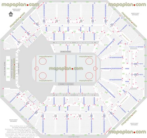 number of sections in an ice hockey rink att center seating chart with rows at t center san