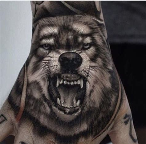 angry wolf tattoo pin by synthia shewalter on