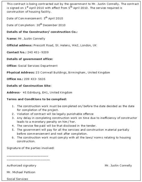 Construction Contract Letter Of Credit 501 best images about printable agreement on